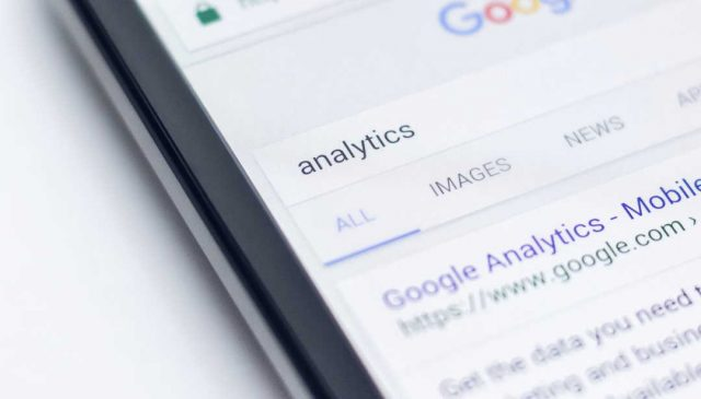 google analytics on mobile