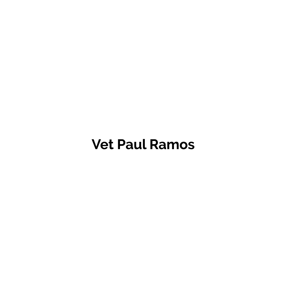 Website development for wildlife Vet Paul Ramos